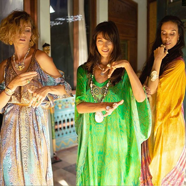 When women come together, magic always unfolds. Our bestselling kaftans available now