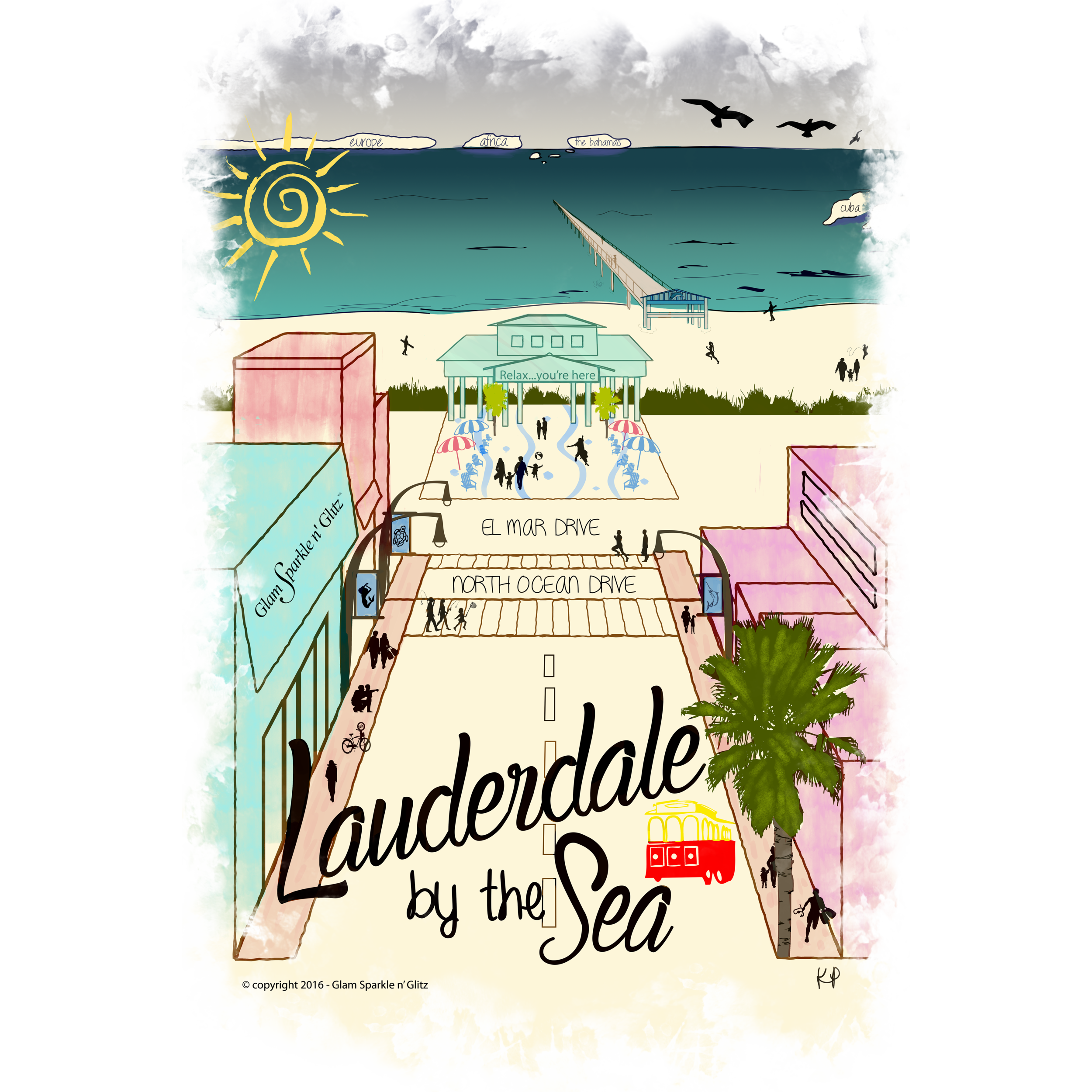 THE LAUDERDALE-BY-THE-SEA STORE