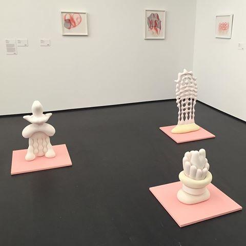 Mike Goodlett's hydrostone plaster casts