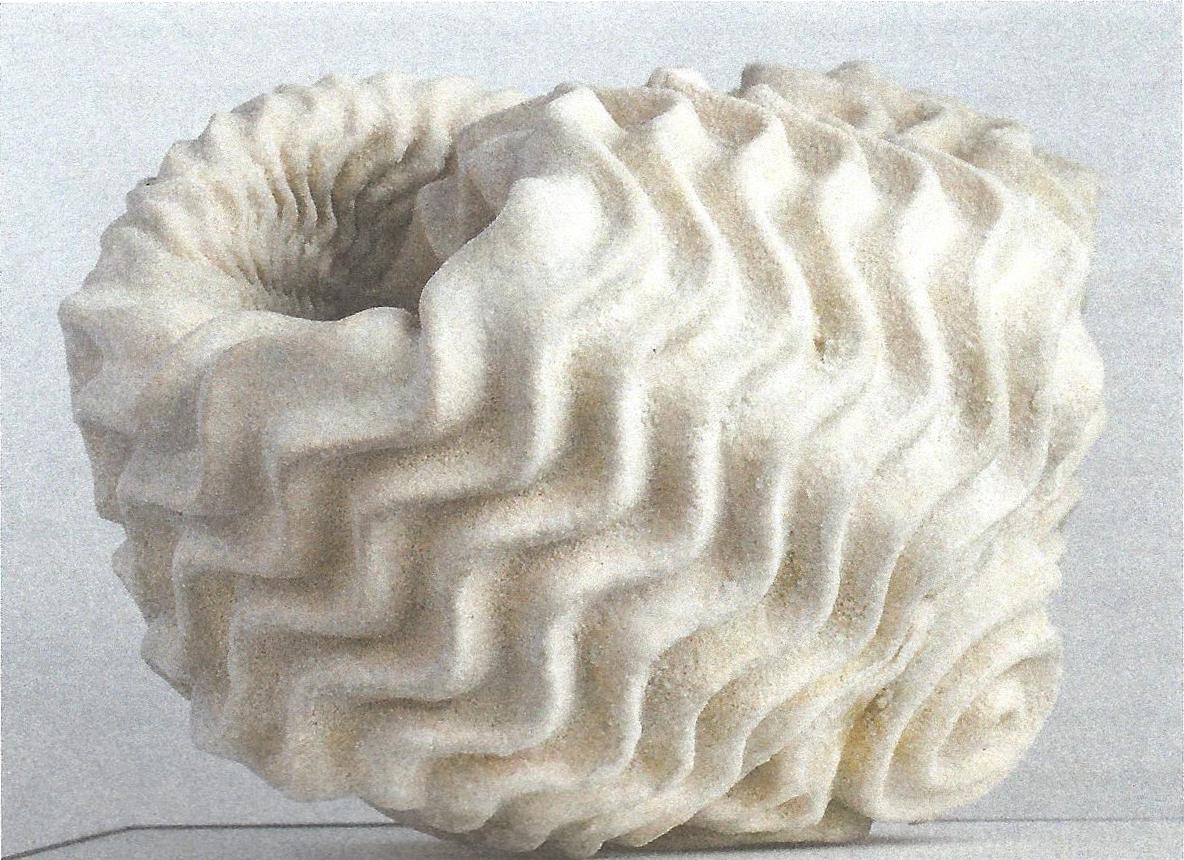 Sara Briland,  Problematica (Foam Rock)  Photo Credit: KMAC Museum
