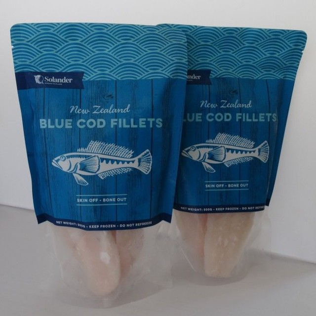 Blue cod has a delicate texture and slightly sweet flavour, and has a wonderfully soft yielding flake once cooked. Our sustainable blue cod fillets from New Zealand are individually snap-frozen so they make cooking meals a breeze. Whether grilled, steamed or battered as fish and chips, they're sure to be a crowd-pleaser. To get your hands on some, see the link in our bio.⠀ ⠀ #bluecod #marlborough #saveouroceans #seafood #southisland #178deg #178degrees #sustainability #sustainableseafood