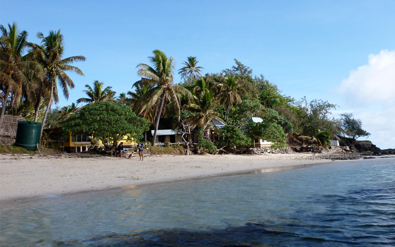 Volunteer Base, Yasawa Islands, Fiji