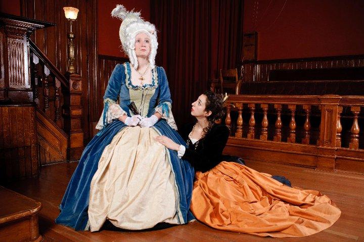 Marie Antoinette: The Colour of Flesh