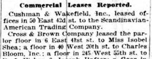 NY Herald 18 Jan 1919
