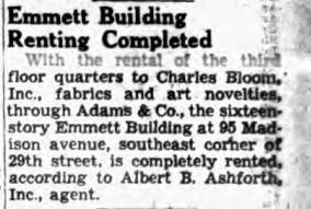 NY Sun 19 Nov 1942