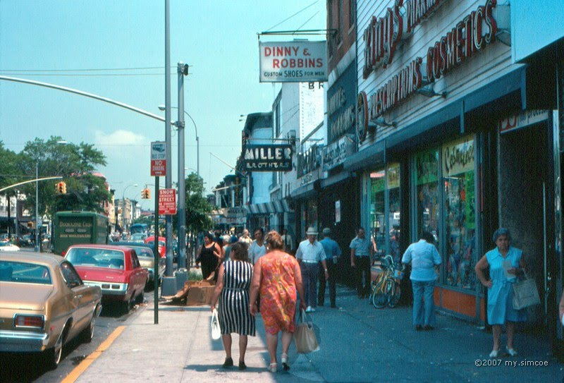 Miller Brothers, Kings Highway, Brooklyn