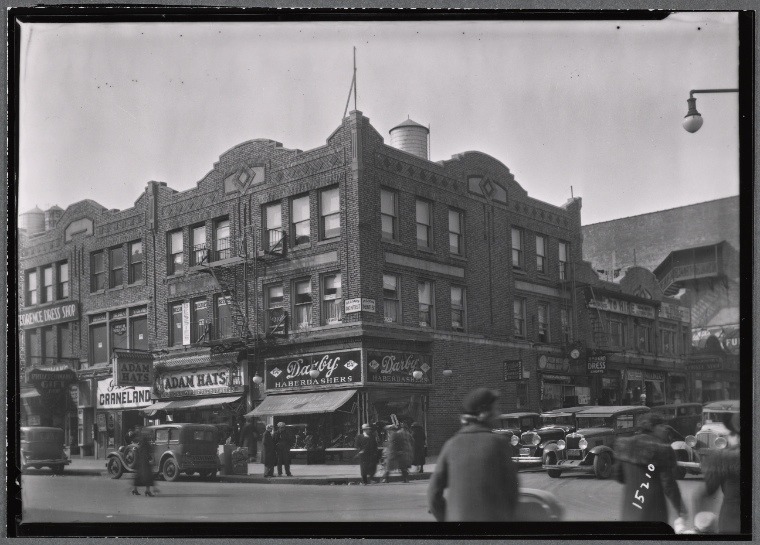 Pitkin Avenue, Brownsville nypl.digitalcollections.b4afdefd-4ab3-146a-e040-e00a180610a2.001.w