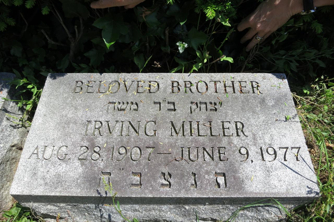 Miller, Irving stone.jpg