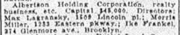Brooklyn Daily Eagle 15 Dec 1925