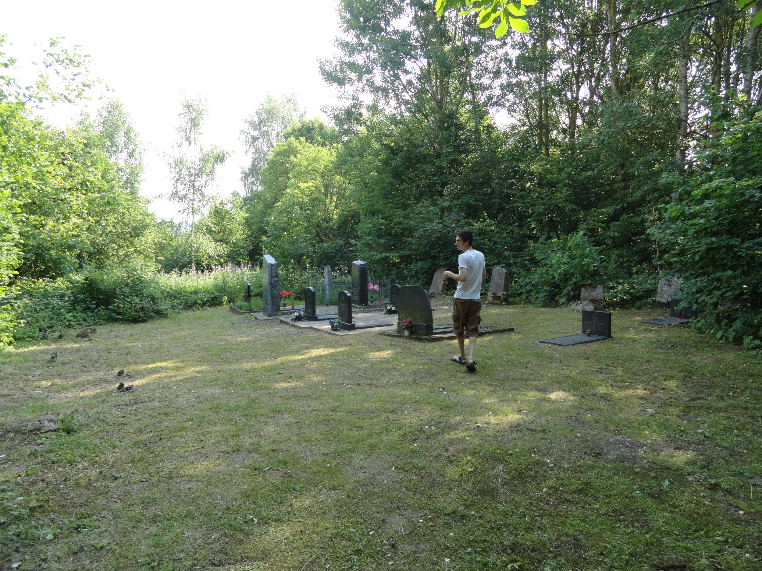 kreva cemetery