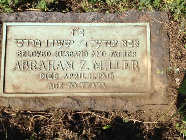 Abraham Abbe Miller