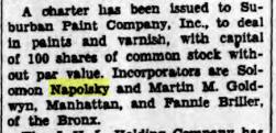 Jamaica Long Island Daily Press, 1945