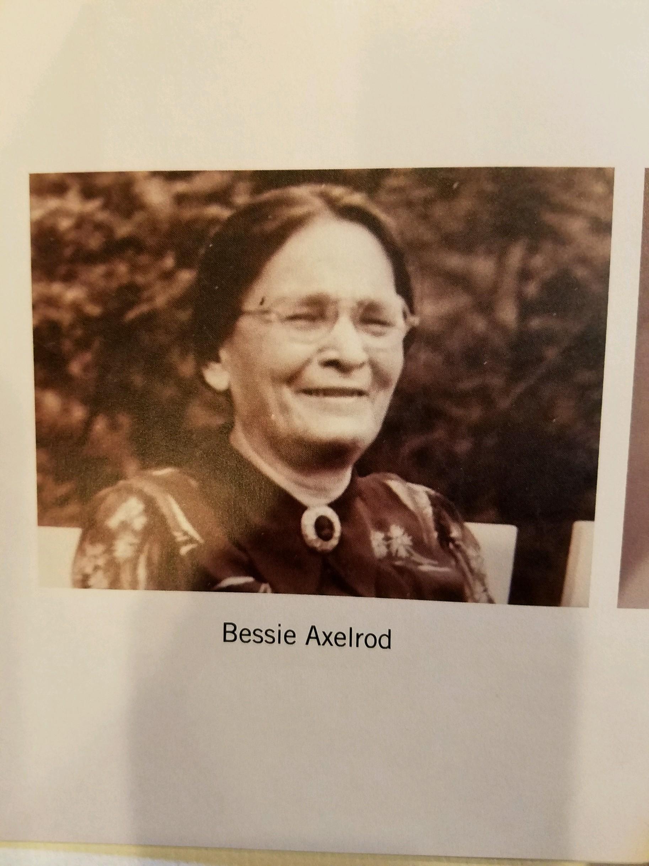 Bessie Axelrod Grundt
