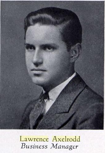 Axelrodd, Lawrence NYU Heights News 1933.png