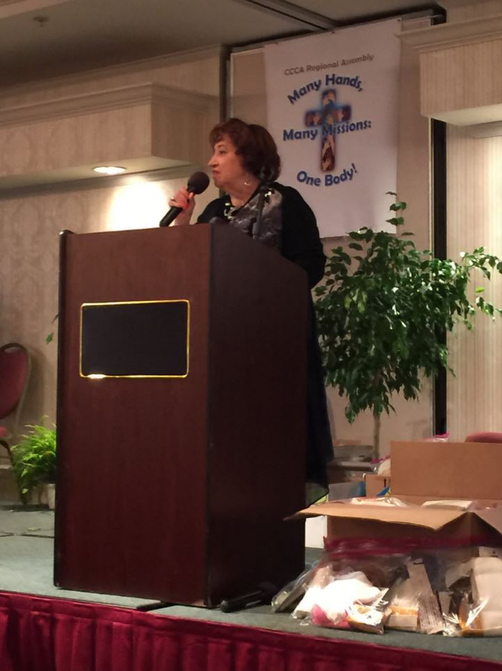 Dr Delores Carpenter Mission Gathering.JPG