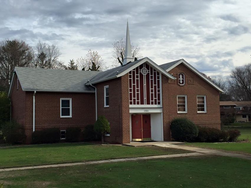 Garfield Memorial Christian Church - Pastor - The Reverend Joy MajiedPhone: 703-356-7878E-mail: eMail UsAddress:1731 Great Falls StreetMcLean, Virginia 22101Get Map!