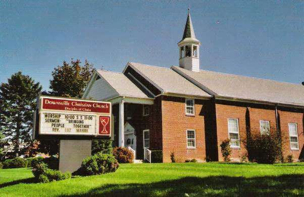 Downsville Christian Church - Senior Minister - The Rev. Craig JonesPhone: 301-223-7208Address:8641 Downsville PikeWilliamsport, Maryland 21795E-mail: eMail UsGet Map!
