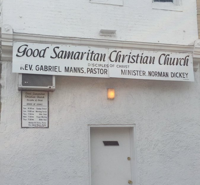 Good Samaritan Christian Church - Senior Minister - The Rev. Norman DickeyPhone: 410-462-1144E-mail: eMail UsAddress:2229 North Fulton AvenueBaltimore, Maryland 21217Get Map!