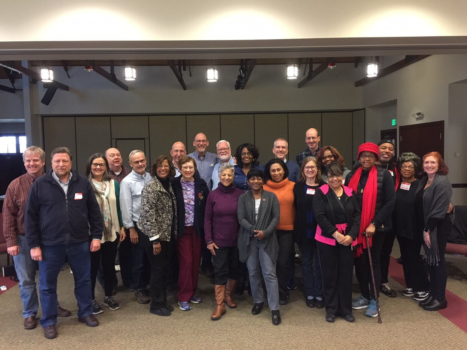Clergy Spiritual Renewal Retreat, February 2017