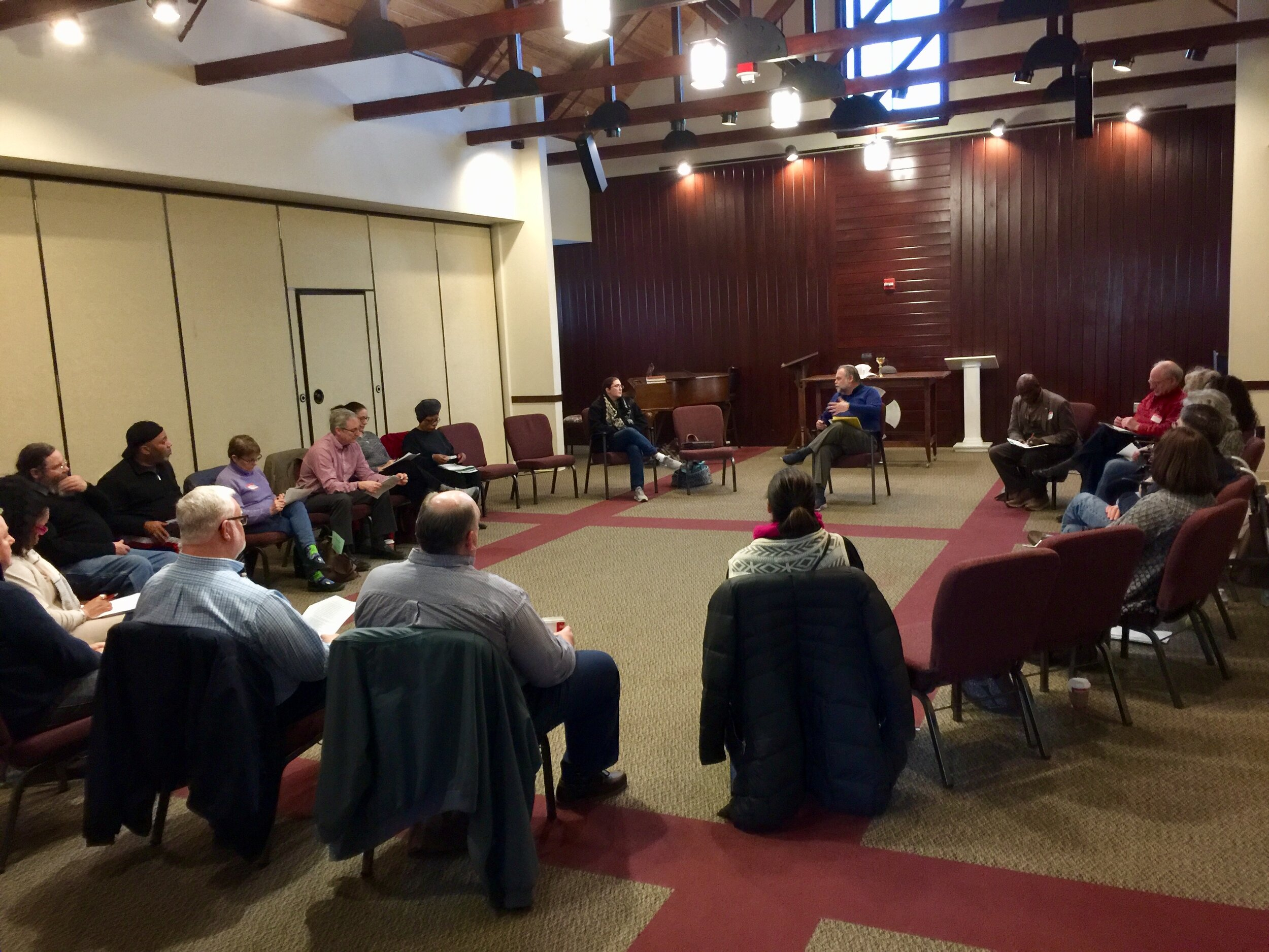 Clergy Spiritual Renewal Retreat February 2019