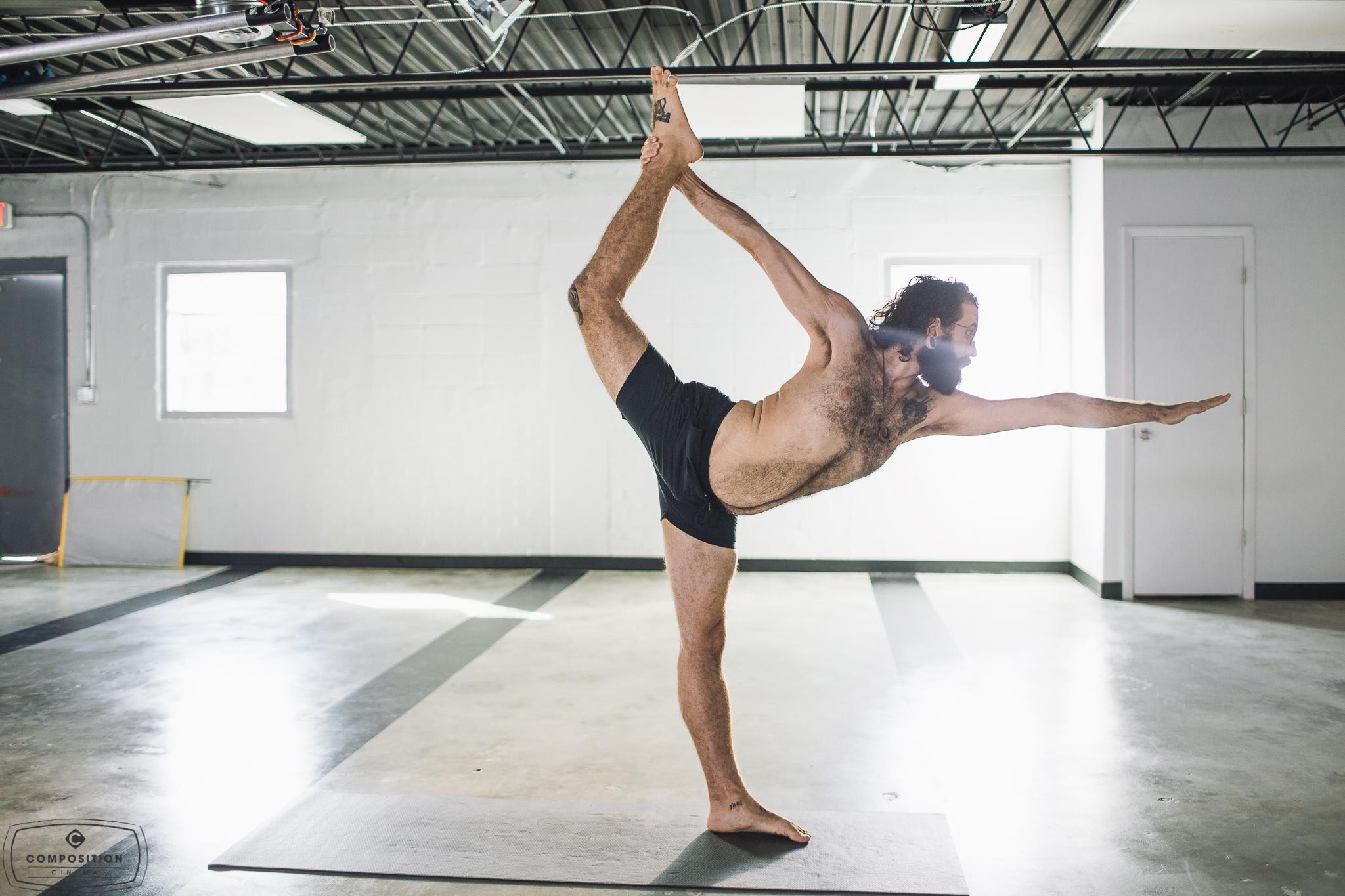 Gaze Hot Yoga Class 8