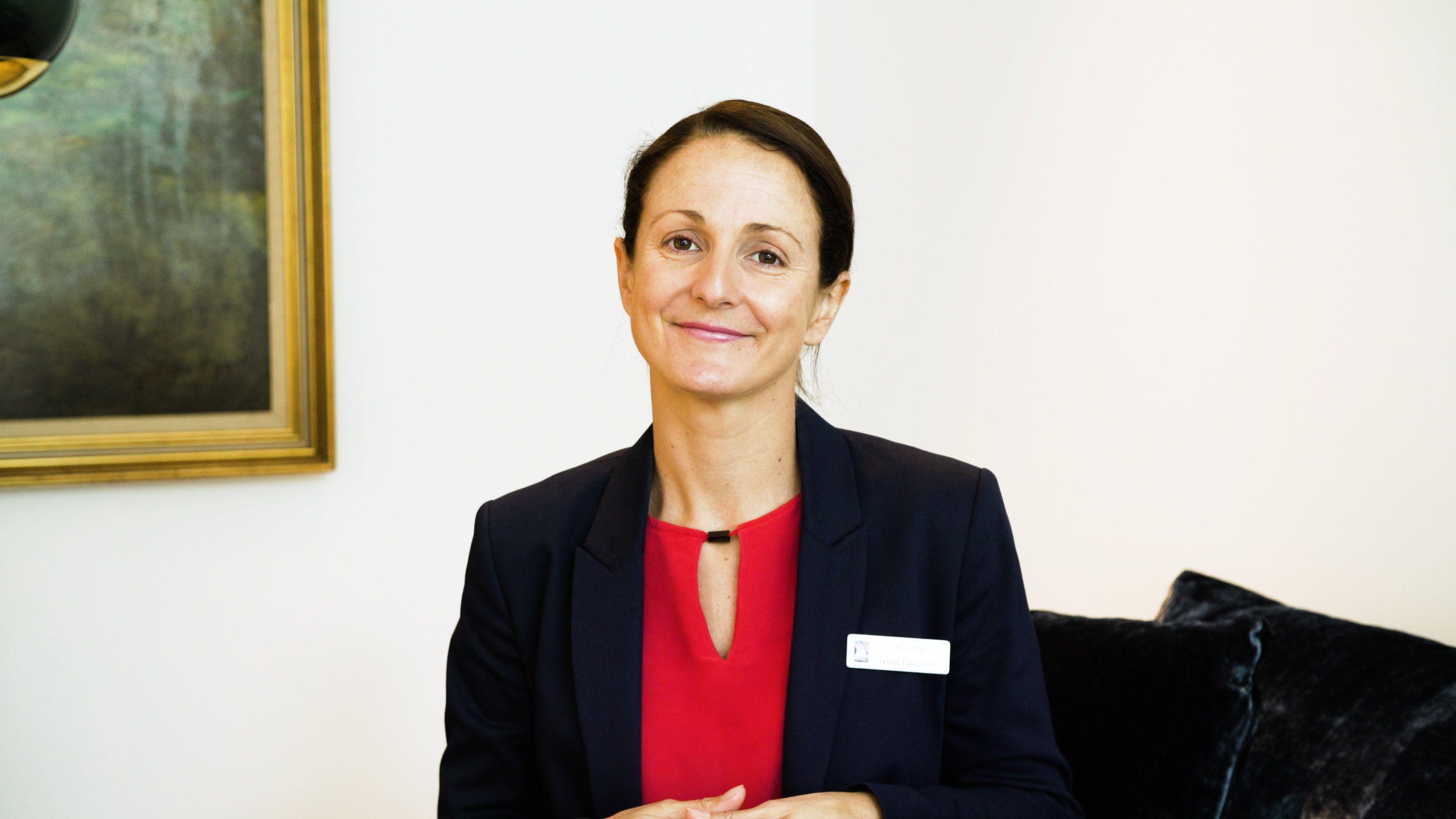 Kirsty Macfarlane, Head of Diversity & Inclusion at National Australia Bank