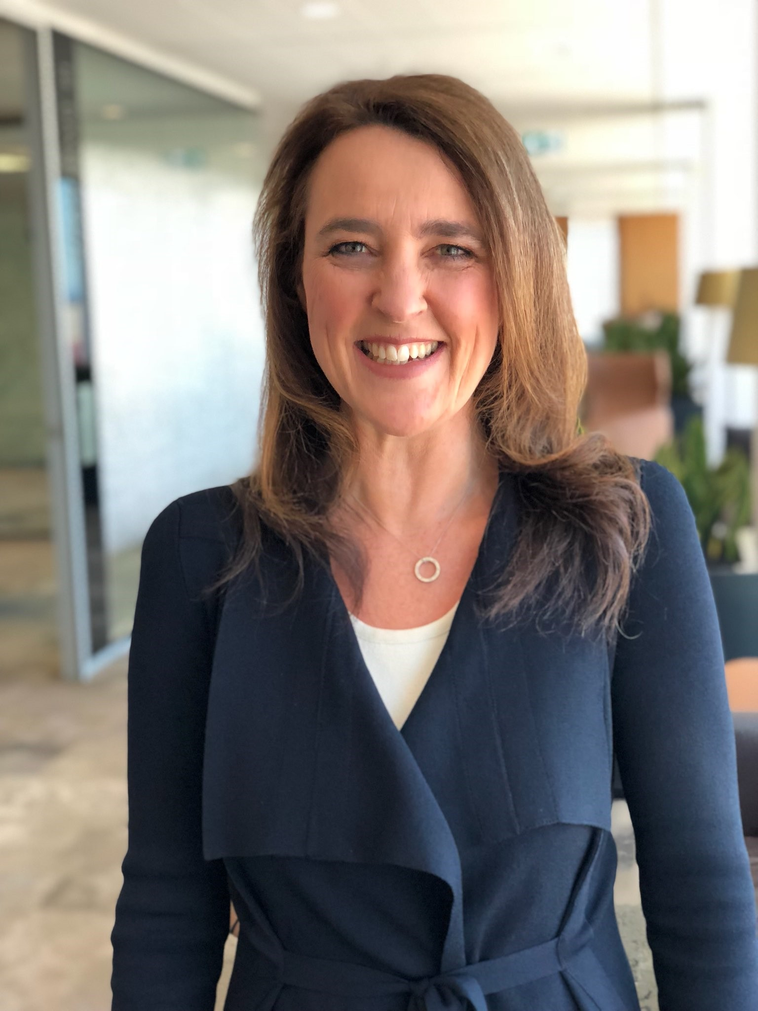 Fiona Vines, Head of Inclusion & Diversity at BHP