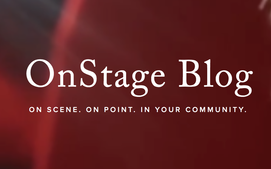 OnStage Blog