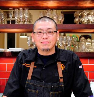 Chef Alex Ong