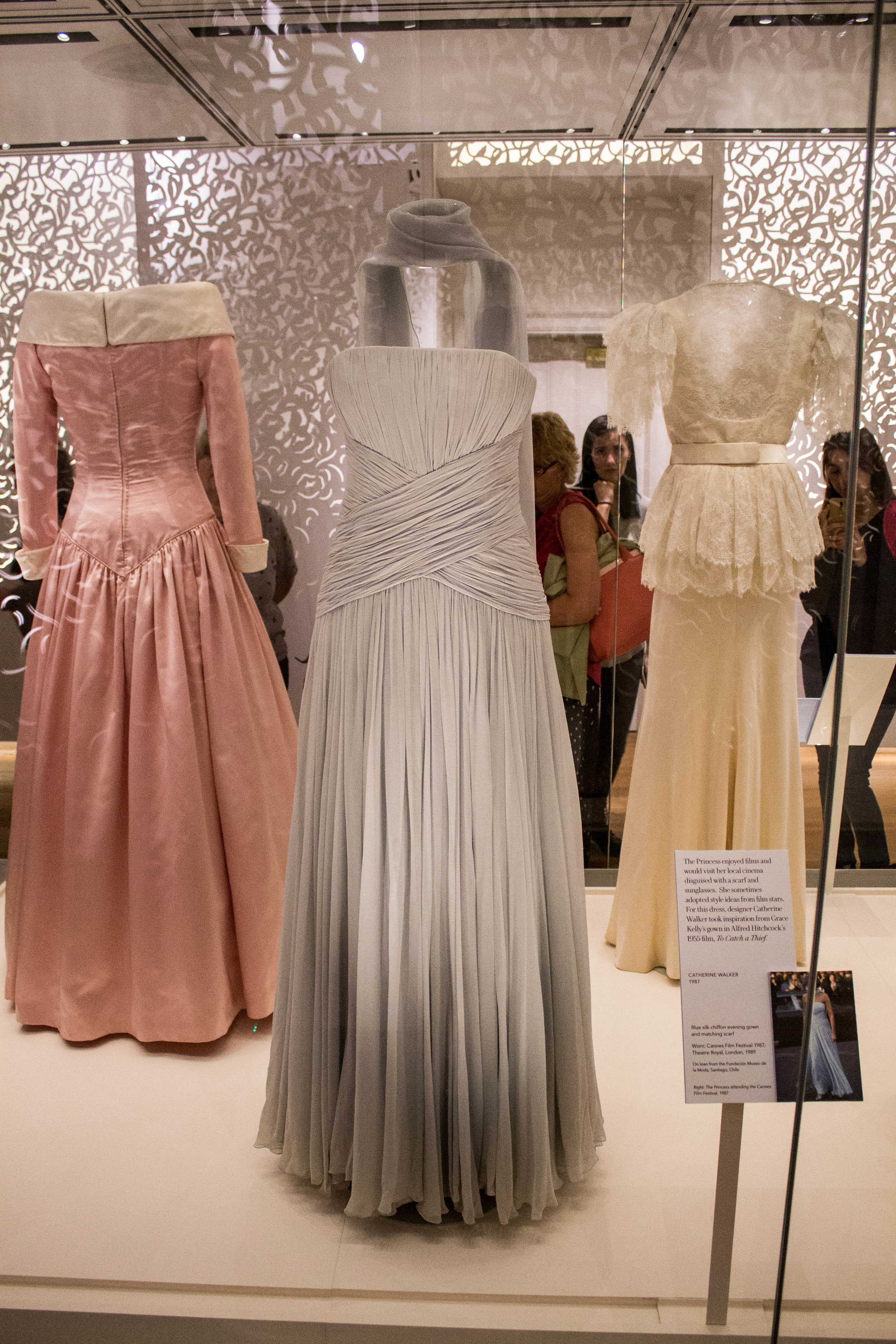Princess Dianna Exhibit