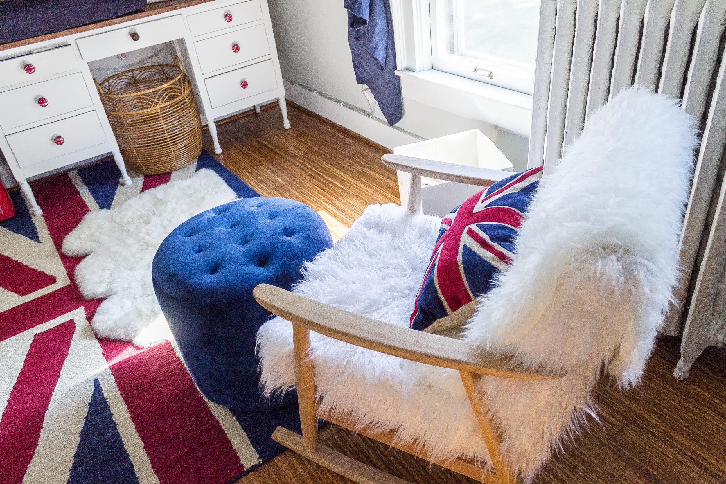 British Nursery
