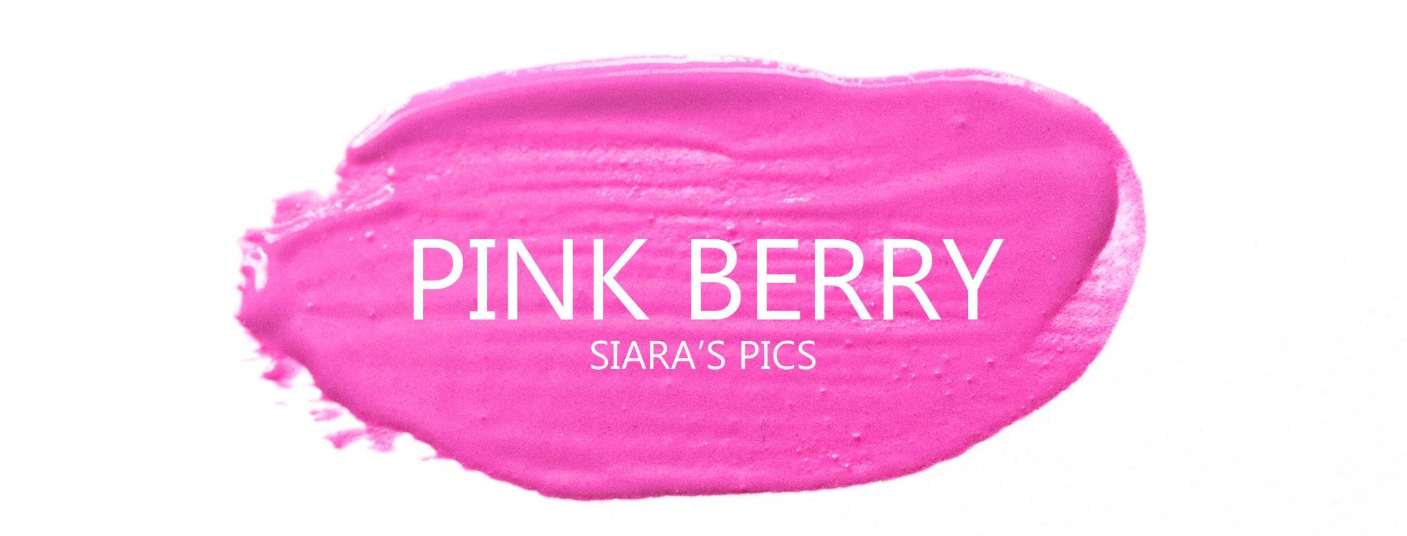 Pink Berry Blush