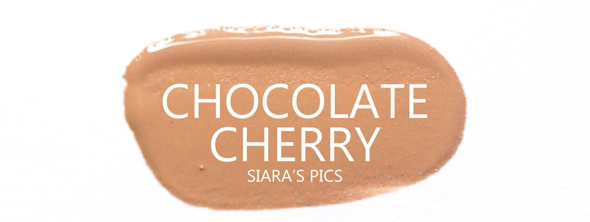 Chocolate Cherry Blush