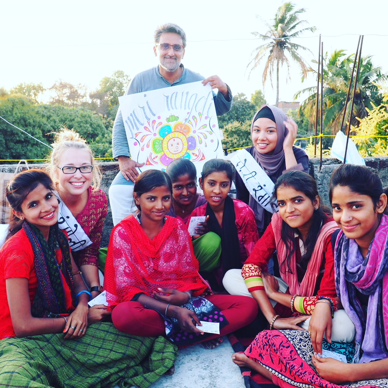 drishtee immersion empathy project bihar india