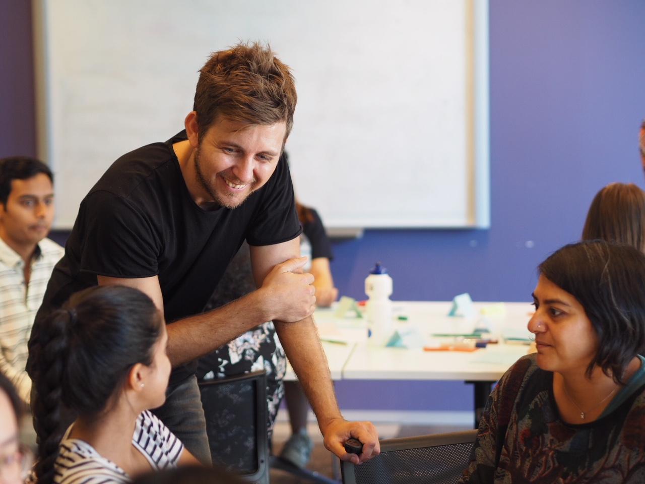 nathan wiltshire empathy workshop