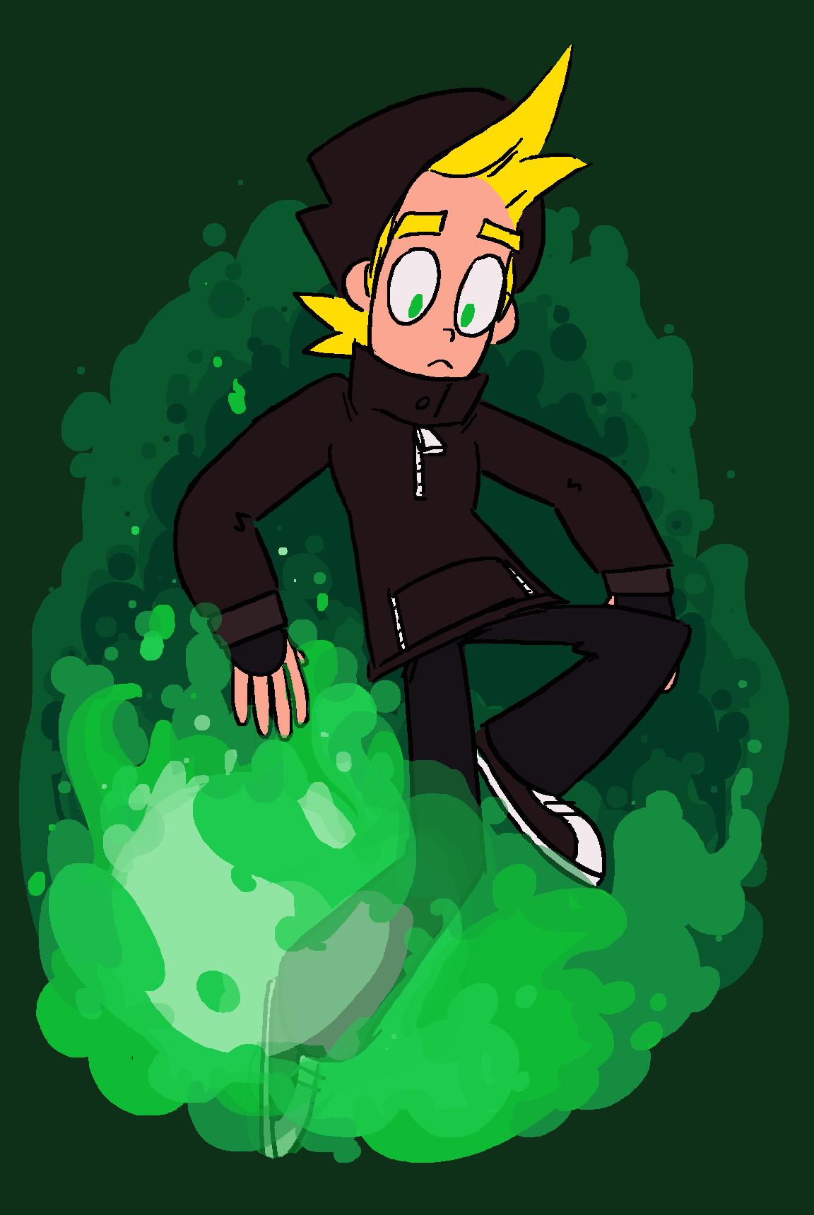 Psychokinetic Guardian