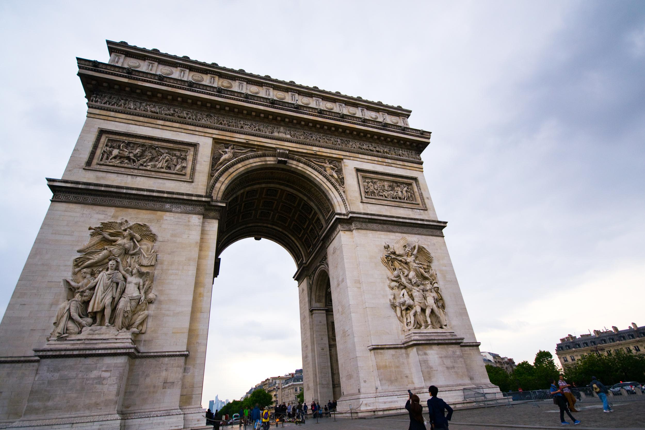 Paris, France by Charuk Studios