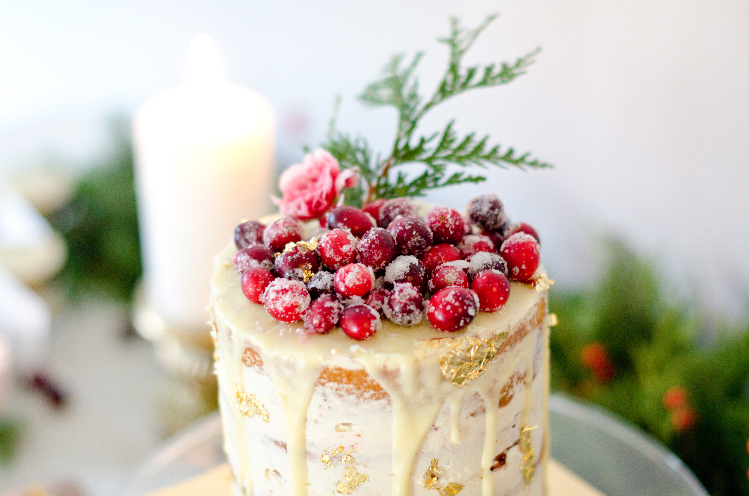 Holiday Brunch Collaboration by Charuk Studios