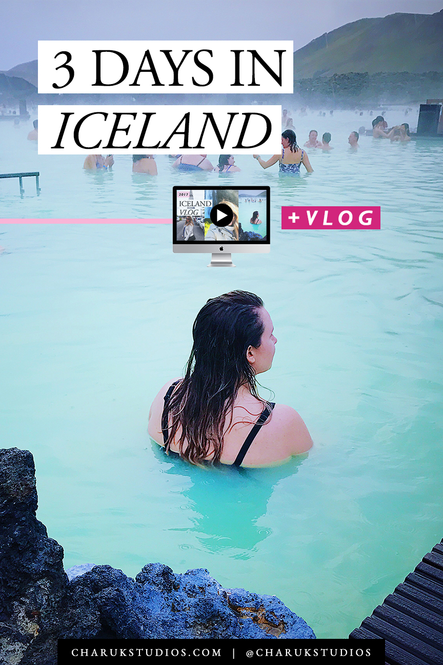 3 Days in Iceland + Vlog by Charuk Studios