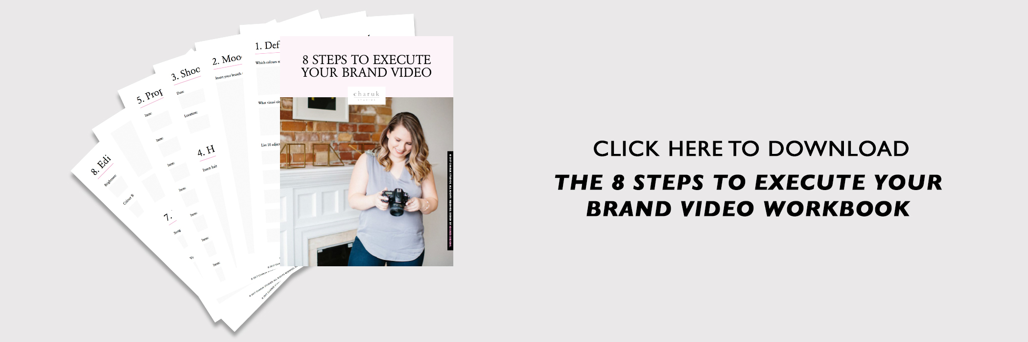 Download the Brand Video Workbook by Charuk Studios
