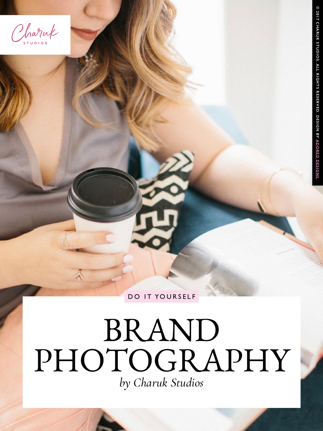 Brand Photography E-Book - $17