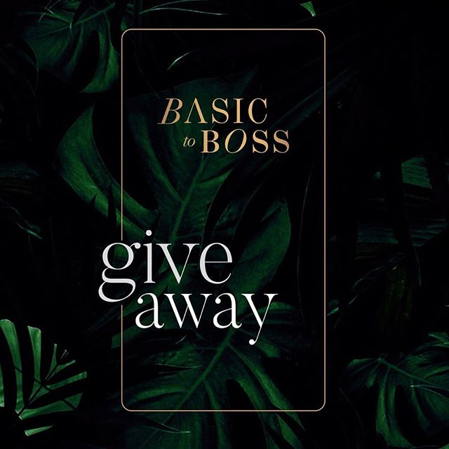 ✨GIVEAWAY FOR WINNIPEG FEMALE ENTREPRENEURS✨ . . On Saturday July 13, @shanarobinson.ca, @strategiccharmboutique and I are teaming up to host Basic to Boss Bootcamp - a three-part workshop designed to help entrepreneurial women create, launch, and up level a bankable brand. If you're a woman in business who's passionate about the empire you're building, but you're feeling stuck and aren't sure which step to take next, this bootcamp is exactly what you need to help you move the needle in your business! . . To kick things off we're giving you the chance to win an amazing package that's going to steer your brand and business in the right direction. One lucky winner will receive: . . ✨1 seat to the Basic to Boss Bootcamp on July 13 . . ✨Event Styling from @shanarobinson.ca (value of $500) . . ✨DIY Brand Photography Course from @jesscharuk (value of $497) . . ✨1 seat to an Instagram strategy workshop from @strategiccharmboutique (value of $149) . . TO ENTER: ·  Like this post ·  Tag 3 or more friends you feel could use this prize ·  Follow @strategiccharmboutique and repeat the giveaway steps on this post on her feed ·  Must live in Winnipeg to win ·  Must attend the Basic to Boss Bootcamp on July 13 at 1:00 p.m. to claim your prize . . Winner will be announced on July 8! . . .  #torontophotographer #brandphotographer #personalbrandphotography #brandphotography #torontoblogger #personalbrandphotographer #mycreativelife #mycreativebiz #womeninbiz #glitterguide #brandtips #entrepreneurevent  #winnipegevent