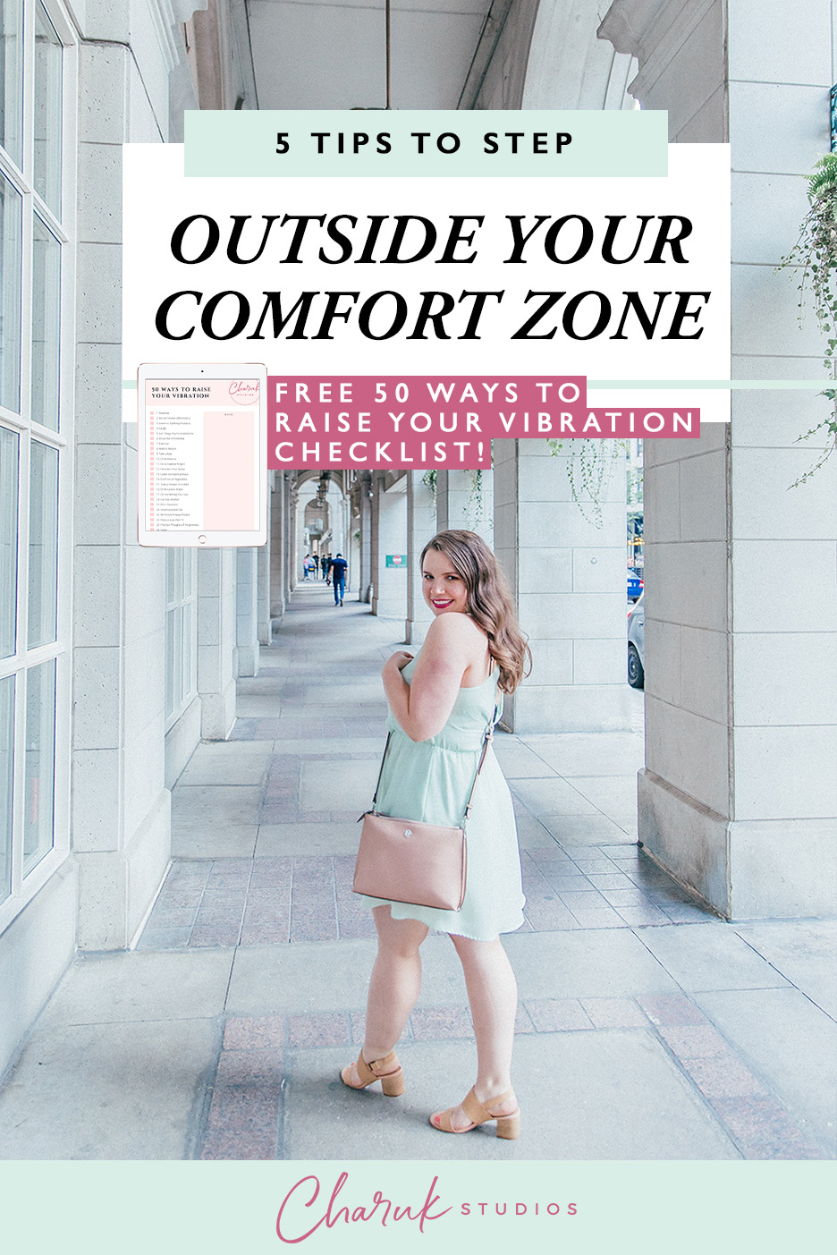 5 Tips to Step Outside Your Comfort Zone by Charuk Studios