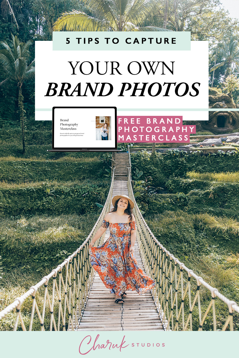 5 Tips to Capture Your Own Brand Photos by Charuk Studios