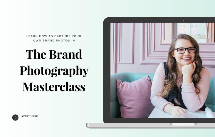 Brand Photography Masterclass by Charuk Studios