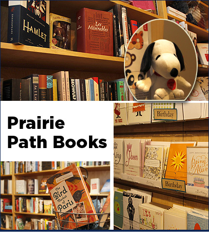 Prairie Path Book Signing