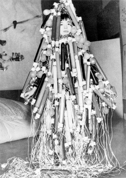 Atsuko Tanaka - Electric Dress