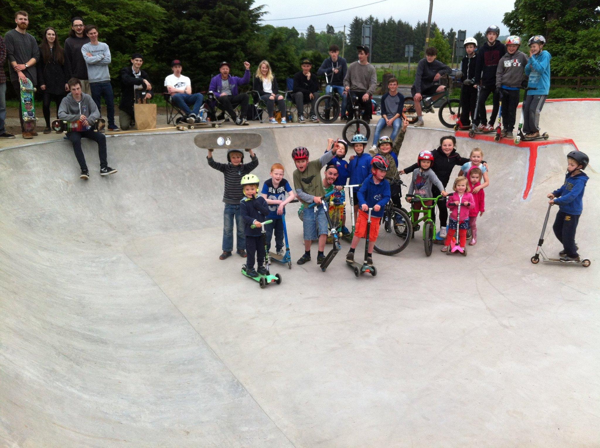 Comrie Skate-Park