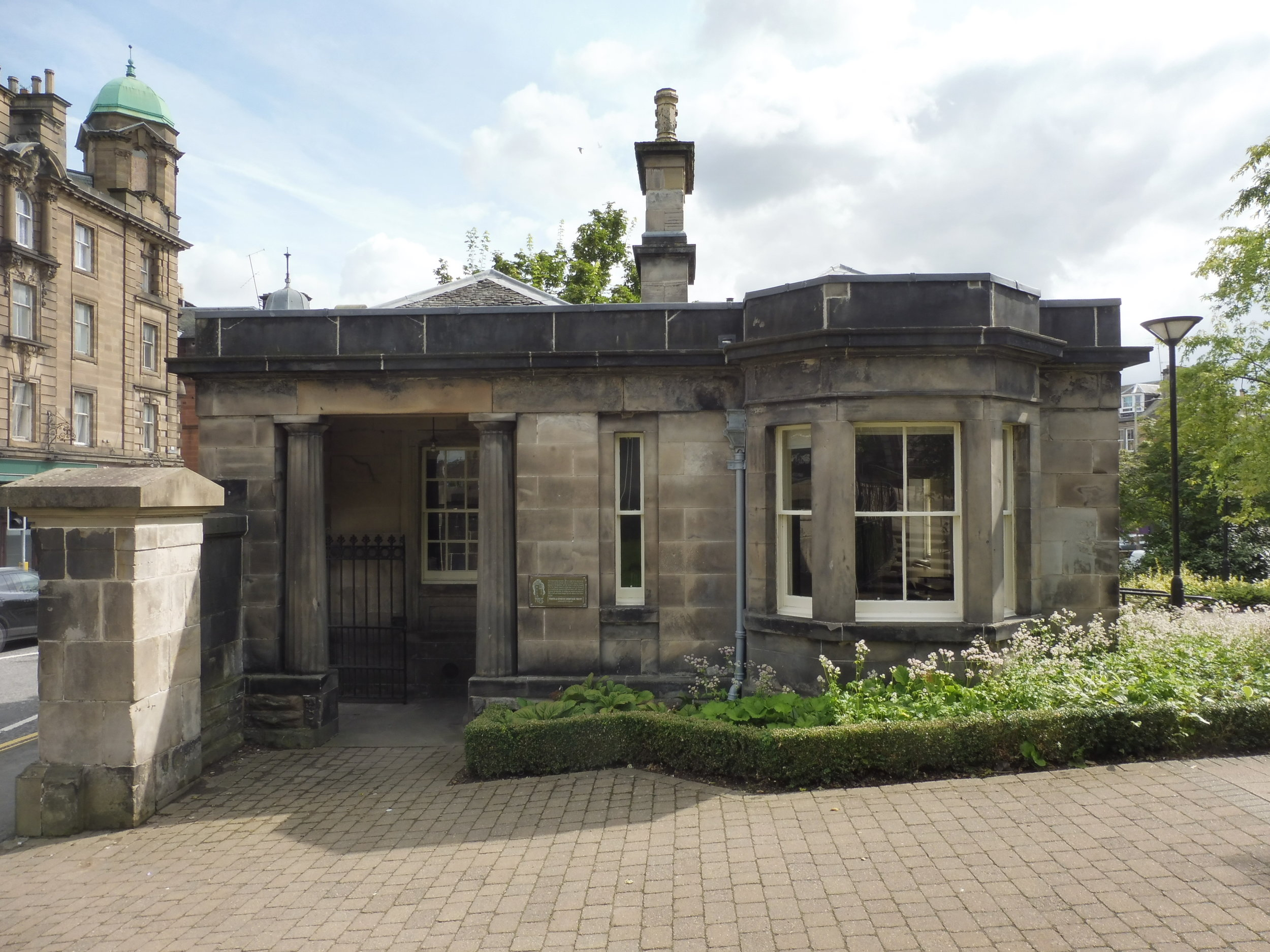The Lodge, York Place, Perth