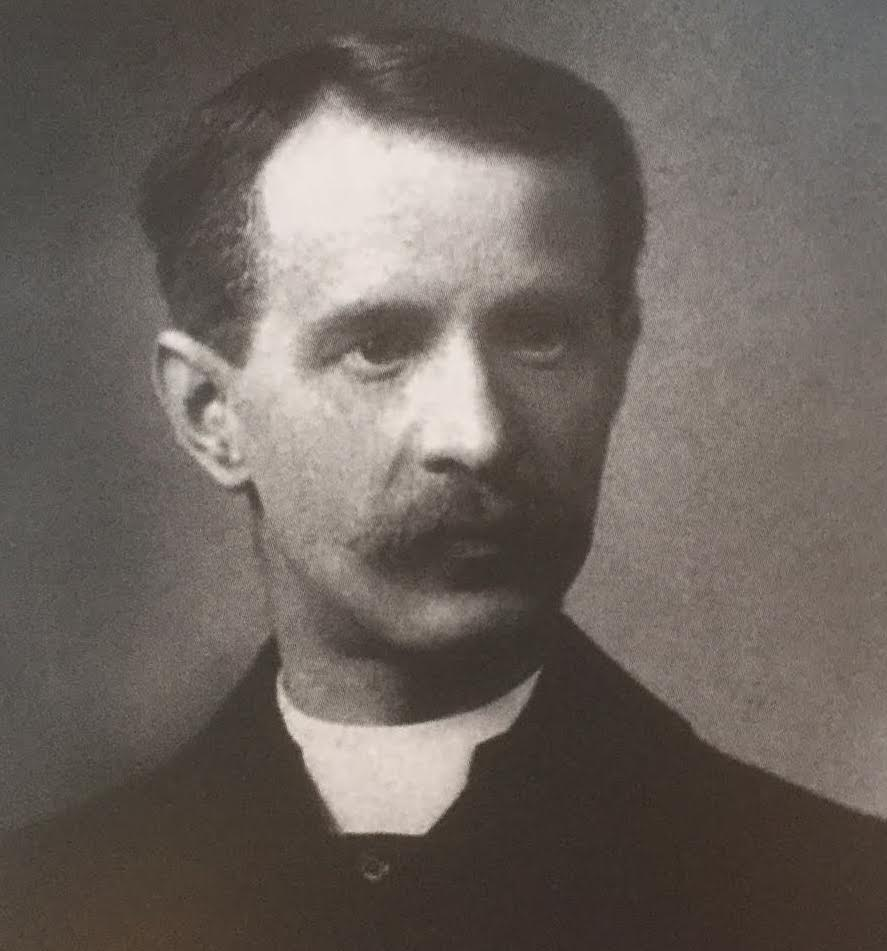 A. C. Gregg, then minister in Greenock